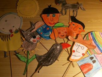 Por los caminos de la tierra oral: Marionetas de contar | Buscar trabajo a todas las edades | Scoop.it