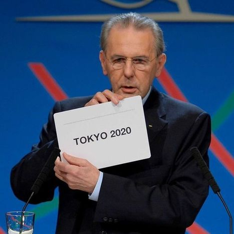 Tokyo to host 2020 Olympic Games | GLOBALISATION AND THE OLYMPIC GAMES | Scoop.it