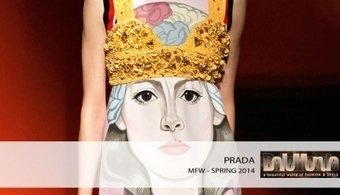 Prada spring 2014 RTW | Why fashion is necessary | Scoop.it