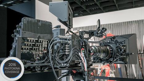 A Look at Canon's Crazy 8K Camera Prototype | cinema5D | Television, cinema | Scoop.it