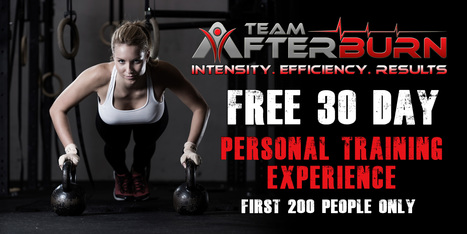 Team Afterburn | We help you reach your goals | Extreme Fitness Work | Scoop.it