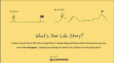 """Visme is Launching the """"Visualize Me"""" Contest to Help Unleash Everyone's Inner Creativity 