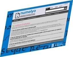 Lyon lance sa bibliothèque numérique NumeLyo | Outils et  innovations pour mieux trouver, gérer et diffuser l'information | Scoop.it