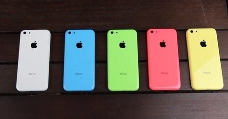 Production of iPhone 5C Reportedly Halted By Foxconn | Computer and Technology | Scoop.it