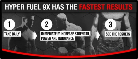 Hyper Fuel 9X Muscle Building Supplement Review – Does it Really Work | cole burgoy | Scoop.it