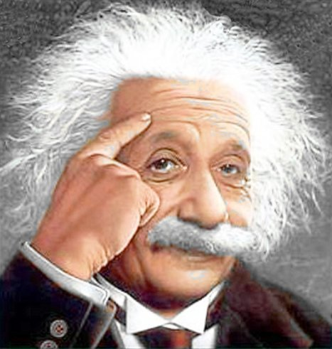 "Albert Einstein On God: ""Nothing More Than the Expression and Product of Human Weakness"" 