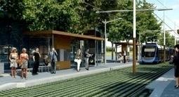 Un tram à Luxembourg en 2017 | Luxembourg (Europe) | Scoop.it