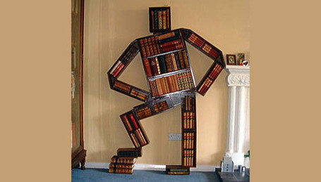 20 Most Creative And Unusual Bookshelf Designs #inspiredbydesign | Librarians in the real world | Scoop.it