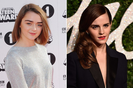 """Game of Thrones Actress Maisie Williams is """"Impatient"""" with Emma Watson's """"First-World Feminism"""" 