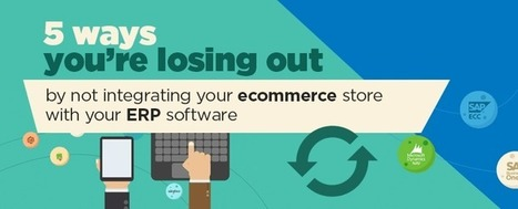 5 Ways You Are Losing Out By Not Integrating Your Ecommerce Store with Your ERP Software | APPSeCONNECT - FAQ (Detail About APPSeCONNECT) | Scoop.it