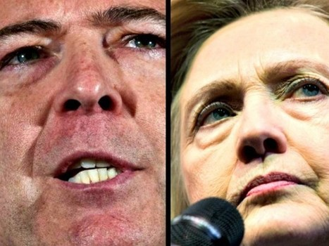 Exposed: FBI Director James Comey's Clinton Foundation Connection | Criminal Justice in America | Scoop.it