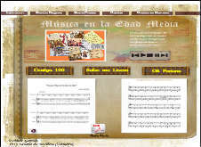 Wix.com edad media created by esthergarciaolmos based on my-own-music | Wix.com | Música en el aula | Scoop.it