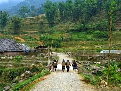 Sapa Hard Trek Tour 4 Days 5 Nights | Hanoi To Sapa Tours | Vietnam Holiday Packages | Scoop.it