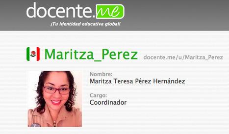 #FormaciónDigital integrándose a comunidad virtual: docente.me | Formación Digital | Scoop.it