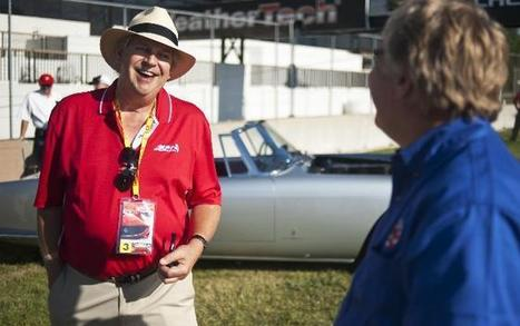 In The Moment - Need a fix for your $8 million Ferrari? Wayne Obry is your man   Ferrari Journal   Scoop.it