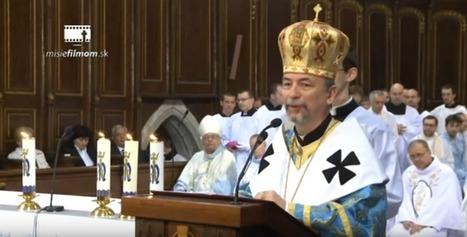Cyril Vasiľ: Som schopný konať skutky milosrdenstva len preto, lebo som prijal Božie Milosrdenstvo | Správy Výveska | Scoop.it