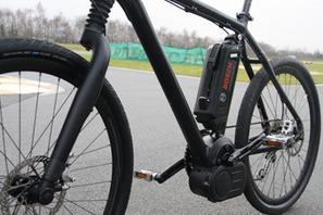 Bosch se lance dans le vélo électrique avec le système eBike   RoBot cyclotourisme   Scoop.it