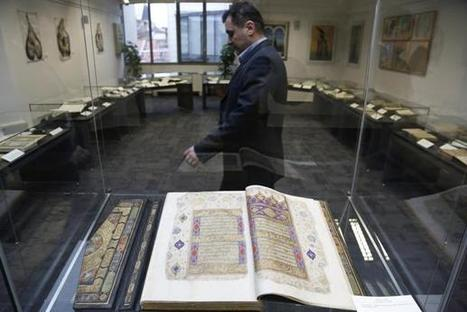 Bosnia opens library to house ancient manuscripts - Boston.com | Reading discovery | Scoop.it