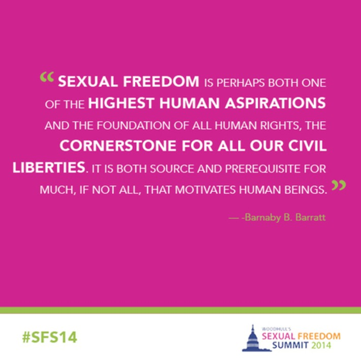 Sexual Freedom Summit by Woodhull Sexual Freedom Alliance » Affirming Sexual Freedom as a Fundamental Human Right | Sex Positive | Scoop.it