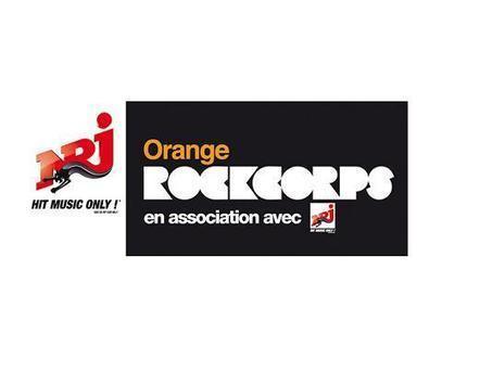 NRJ partenaire media de Orange RockCorps 2012   Brand   Scoop.it