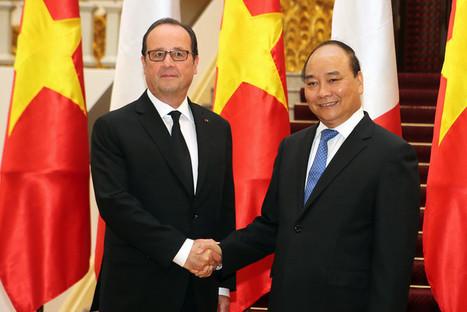 Que va faire François Hollande au Vietnam? | LINKBYNET dans la presse | Scoop.it