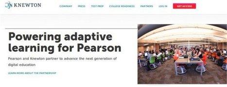Knewton | La plataforma de enseñanza personalizable (Bye bye Moodle) [Vídeo] | E-Learning, M-Learning | Scoop.it