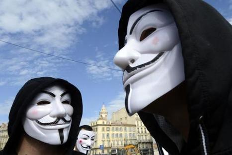 Anonymous is building a site to kill Facebook | Write The Future | Scoop.it