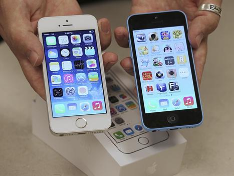 Biométrie : le nouvel iPhone piraté - RFI   La Biométrie   Scoop.it