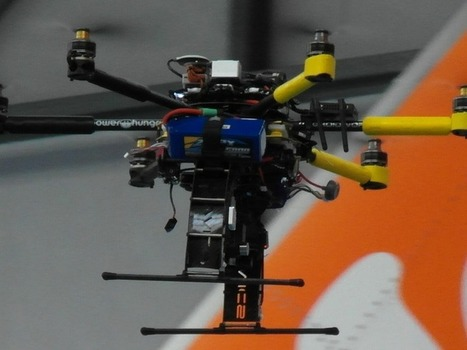 A British Airline Wants To Use Drones To Repair Its Aeroplanes | Innovation watch | Scoop.it