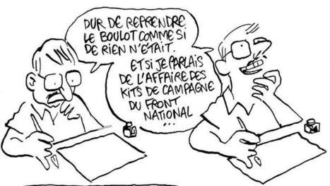 Catharsis : après le drame de Charlie Hebdo, les tourments de Luz   Le Figaro   CLEMI. Infodoc.Presse  : veille sur l'actualité des médias. Centre de documentation du CLEMI   Scoop.it