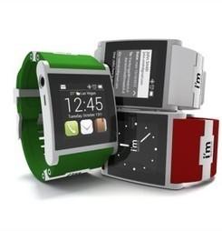 ImWatch. Une des premières montres intelligentes. - SmartMontres   Les outils du Web 2.0   Scoop.it