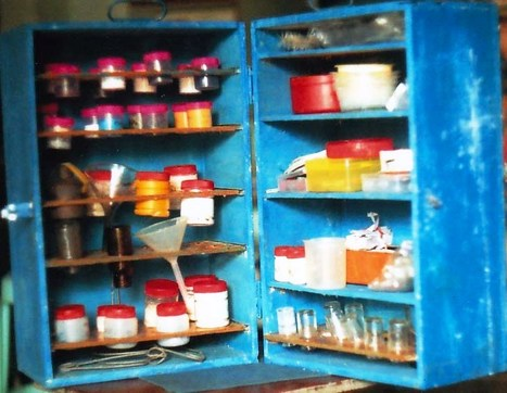 ABC of Chemistry (kit of low cost improvised experiments) | Designing Improvised Innovative Low cost Science Teaching Learning Aids. | Scoop.it