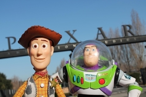 """How The Shot-By-Shot Remake Of """"Toy Story"""" Was Made 