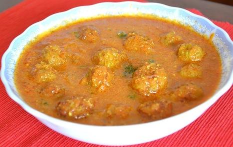 North Indian Kofta Curry Recipe : How to Make Kofta Curry   Tasty Food & Recipes   Scoop.it