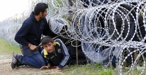 Europa levanta siete vallas contra el mayor éxodo humano desde la II Guerra Mundial | LO + VISTO en la WEB | Scoop.it