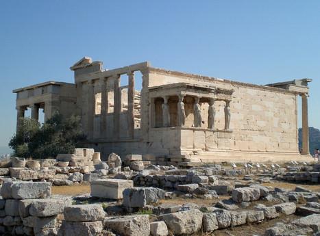 El Heidelberg Museum valora devolver a Grecia fragmentos del Erecteion | Mundo Clásico | Scoop.it