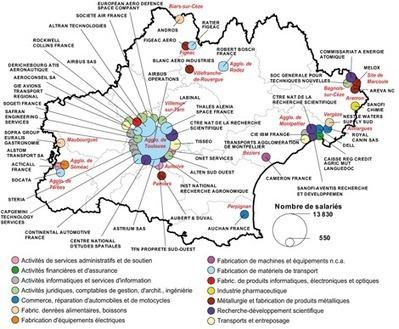 Languedoc-Roussillon-Midi-Pyrénées : Le grand sud attractif - Insee | Economie agricole de Midi-Pyrénées | Scoop.it