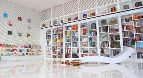 12 somptueuses bibliothèques d'hôtels pour fous de littérature   O.B.N.I   Scoop.it