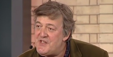 Stephen Fry Somehow Makes Sense Of Racism | Bullying | Scoop.it