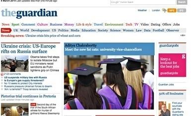 Guardian digital revenues hit £70m | Les médias face à leur destin | Scoop.it