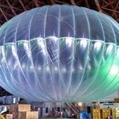 Google Launches Balloons That Beam the Internet | It's Show Prep for Radio | Scoop.it