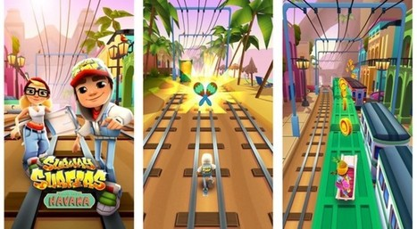 Download Subway surfers 1.61.0 Havana APK For Android Free Unlimited coins keys - Bluestacks Tutorials | How to get likes on facebook fan pages quickly | Scoop.it