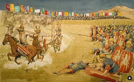 Archienemigos de Roma: Surena, el demonio de las arenas | LVDVS CHIRONIS 3.0 | Scoop.it