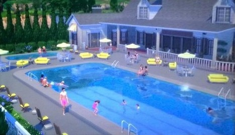 39 plumbob 39 in les sims for Piscina sims 4