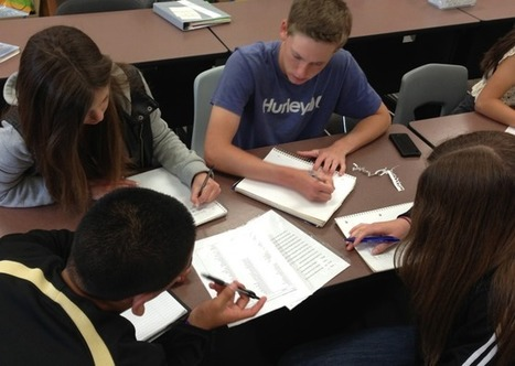 Crowdsourcing Information in the Classroom | Lund's K-12 Technology Integration | Scoop.it