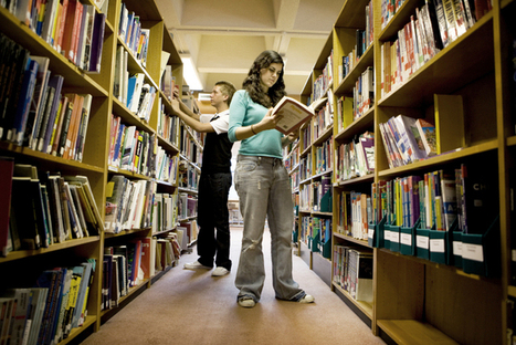 Why libraries deserve to be hip | Media Literacy | Scoop.it