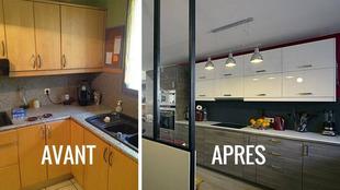 Avant / Après : Créer une cuisine ouverte pour moderniser son intérieur | La Revue de Technitoit | Scoop.it