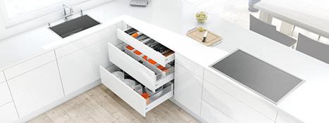 Base cabinet for kitchen utensils | Kitchen Design - Functional Ergonomics | Scoop.it