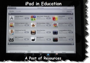 Ten Sites Supporting iPads In Education… A Post OfResources! | Mobile learning for students and teachers | Scoop.it