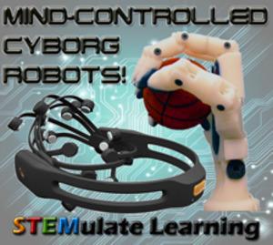 Telepathic Cyborg Robots | Robolution Capital | Scoop.it